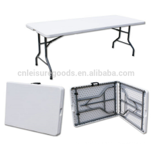 Rectangular plastic Foldable Table HDPE Table