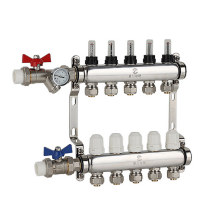 304 нержавеющей стали сепаратора воды для системы отопления пола