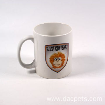 Color printed Ceramic mug with Custom Logo