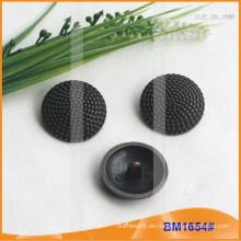 Botón de aleación de zinc y botón de metal y botón de costura de metal BM1654