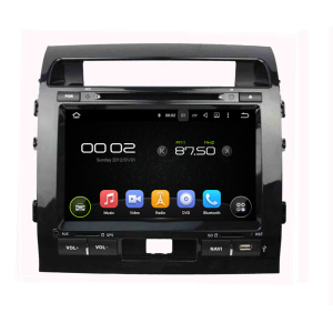 Toyota Land Cruiser 2008-2012 car dvd player