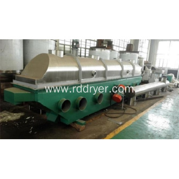 chicken essence vibrating Fluidized Bed Drying machine