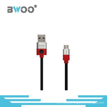 Sincronização de dados que carrega o cabo de USB do relâmpago de TPU 8pin