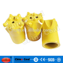 sopheric bit for rock drilling machine