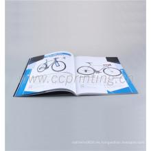 China Catálogo barato que imprime con Softcover
