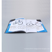 China Cheap Catalog Printing With Softcover