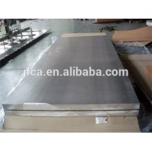 ISO9001 acabado del molino 6mm 8mm hoja de aluminio 6061 T651 en la acción