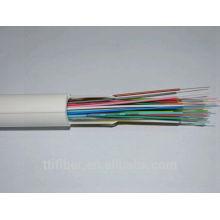 144 Kern FTTH Indoor Extrahierte Faser Optisches Kabel