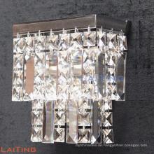 Hotel Projekte billige Wandleuchte quadratische Kristall Wandleuchte 32436