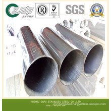 Bright Mirror Polished Stainless Steel Welded Pipe