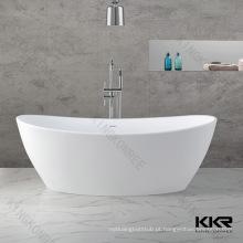 Banheiras padrão americano, banheira independente, banheira de canto