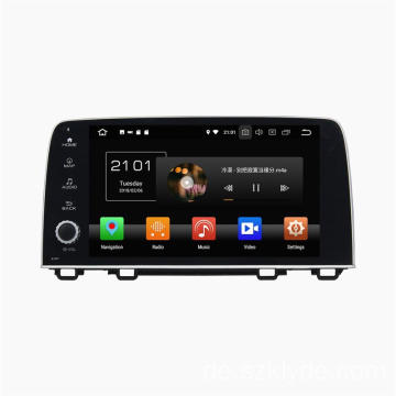 CRV 2017 Auto Radio Audio Headunit
