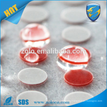 high quality change color material super water sensitive sticker