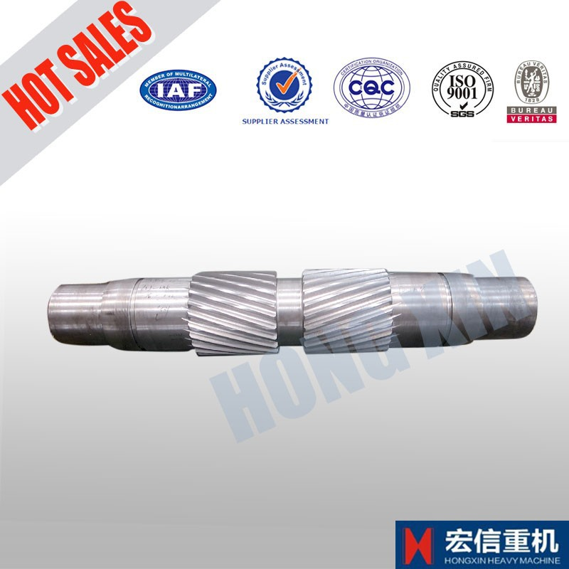 Mud Pump Parts Pinion Shaft Gear Shaft