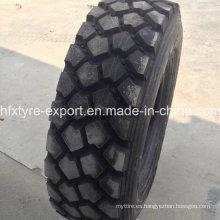 Neumáticos militares 395/85r20 365/85r20 neumático Radial con la mejor calidad, neumático del carro
