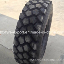 Military Tyre 395/85r20 365/85r20 Radial Tyre with Best Quality, Truck Tyre
