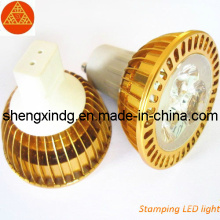 Stamping LED Cup Cover Shell/ Stamping (SX012)