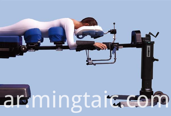 Spinal Surgery Position System