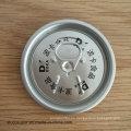 200 Tapa de la bebida 50m m Aluminio Extremo abierto fácil
