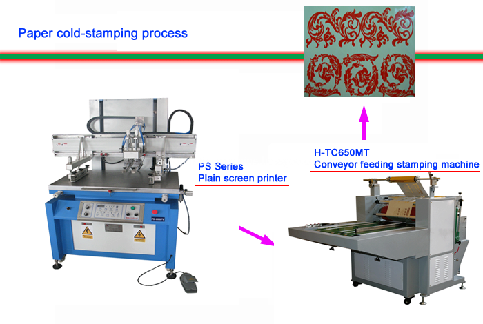 Cold-stamping