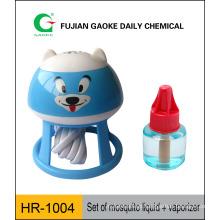 Mosquito Liquid and Cartoon Design Vaporizer