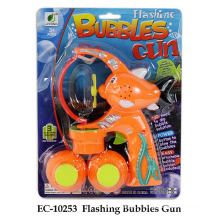 New Style Flashing Bubble Gun