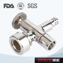 Stainless Steel Hygienic Level Valve Pipe Fitting (JN-FT1004)
