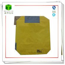 Kraftpapier-Taschenbeutel für Synthetik