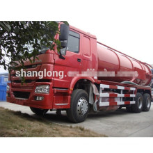 Sinotruk HOWO 6X4 16000L Sewage Suction Truck