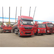 Tractor Dongfeng 6x4 para entregar semi remolque