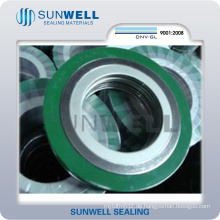 Spiralwickeldichtung, O-Ringdichtung, Innen- und Außenringdichtung