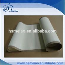 Bande de convoyeur en tissu teflon en PTFE de surface lisse