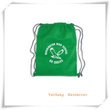 Presente da promoção como Drawstring mochila ginásio esportes saco OS13009