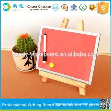 aluminum frame magnetic memo board
