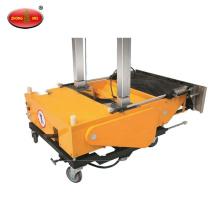 Máquina de reboco de parede portátil automática de construção de alta qualidade