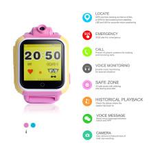 Montre GPS pour les enfants avec 3 jours avec le temps R15