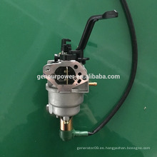 Power Value generador de gasolina piezas del carburador de 2kw 3kw 4kw 5kw 6kw generador