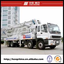 La Chine Concret pompe camion, camions de béton prêt à l'emploi