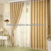 Conception de rideaux en tissu 2012 nouvelle mode