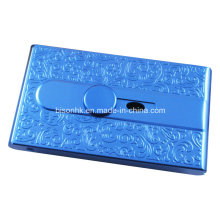 Модный дизайн Название компании Cardcase, Hand Push Card Holder