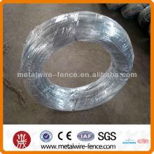 Popular de alambre galvanizado caliente-sumergido