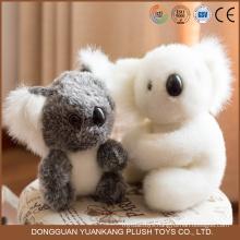 China manufacturer baby koala bear clip plush stuffed toys