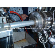 Plastic PVC Fiber Reinforced Pipe Extrusion Line with CE Certificate
