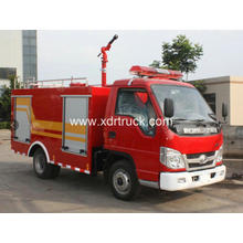 Foton 1.5ton Water Tanker Fire Fighting Truck