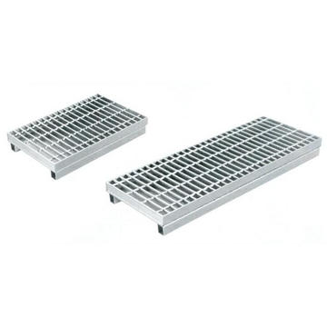 High Bearing Flooring Galvanized Steel Grating