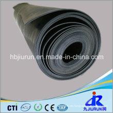 5mm schwarzes Neopren CR Gummi Blatt mit konkurrenzfähigem Preis