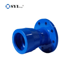 UPVC Pipes Fittings Ductile Iron Fittings for PVC pipes