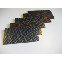 Colored Carbon Fiber Board