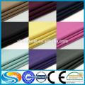 100% coton tissu uniforme de l'uniforme uniforme des tissus