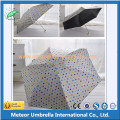 Fancy Promotion Gift Folding Umbrella with a Case Box Packing